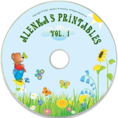 ALENKA'S PRINTABLES CD