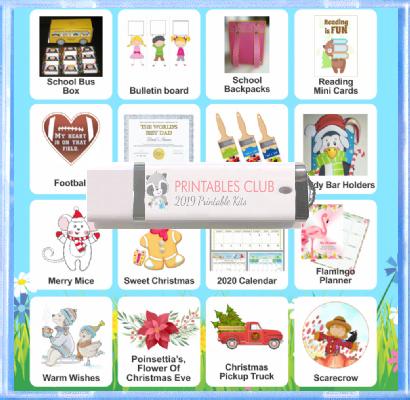 Printables Club